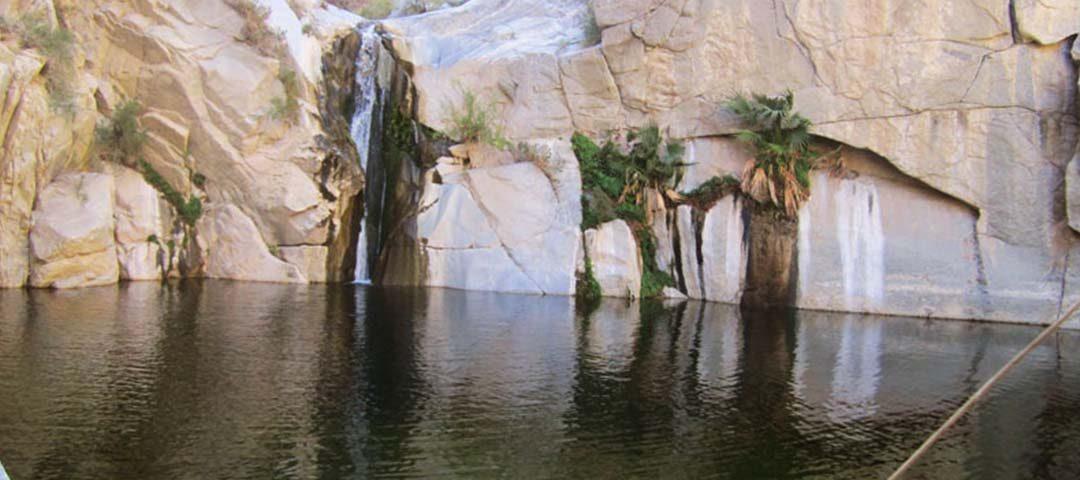 Cañón de Guadalupe Mexicali
