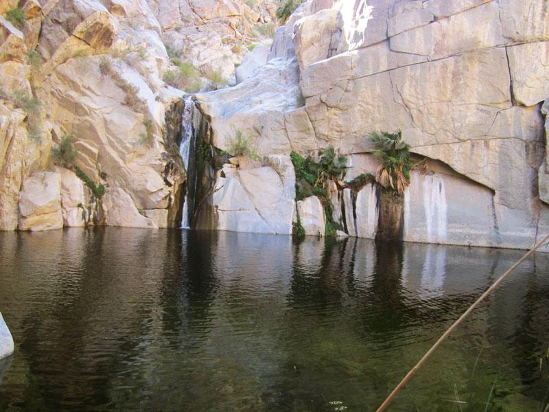 Cañón de Guadalupe Hot Spring
