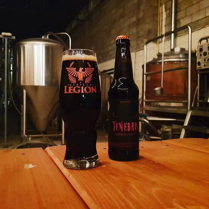 cerveza legion