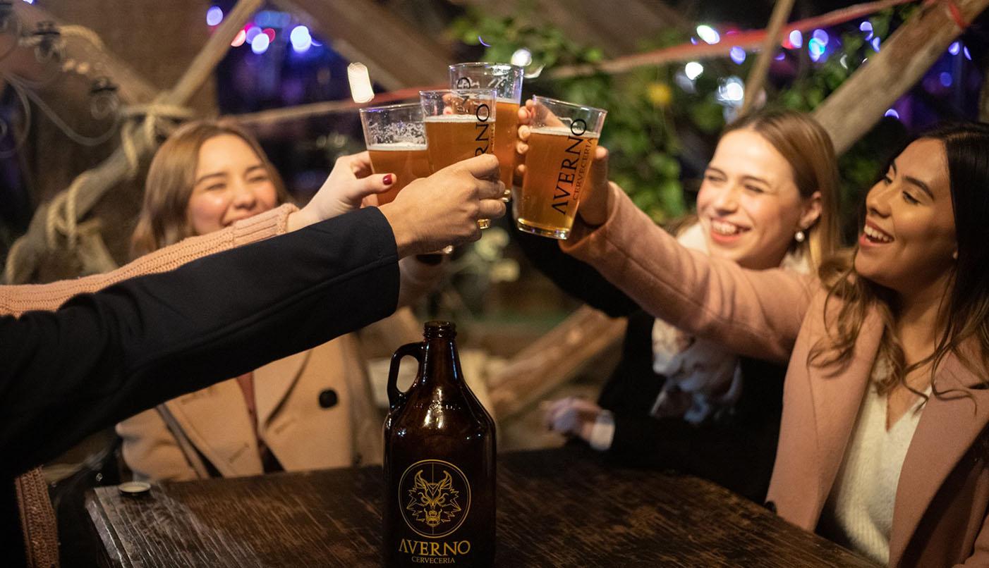 Cerveceria Averno Mexicali