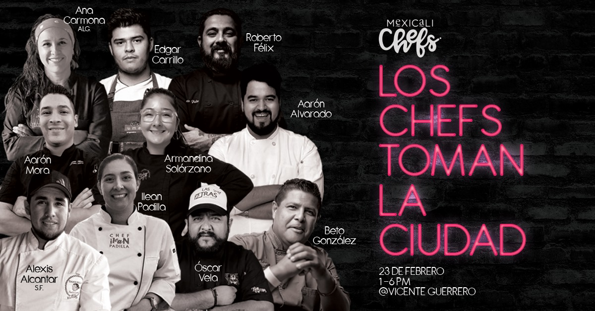Mexicali Chefs 2020