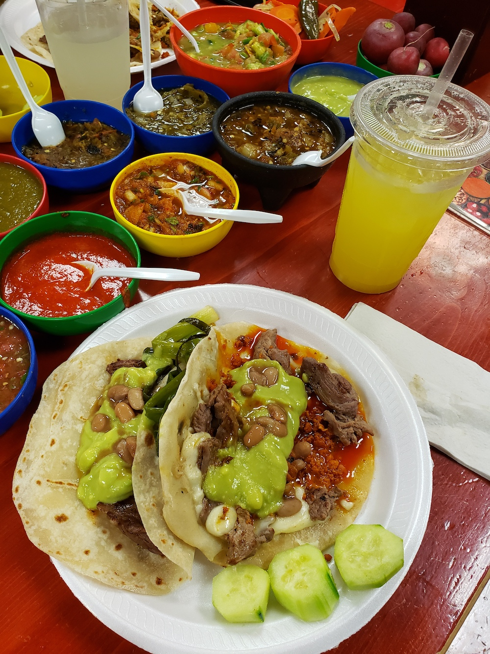 Asadero Acatlán, Mexicali