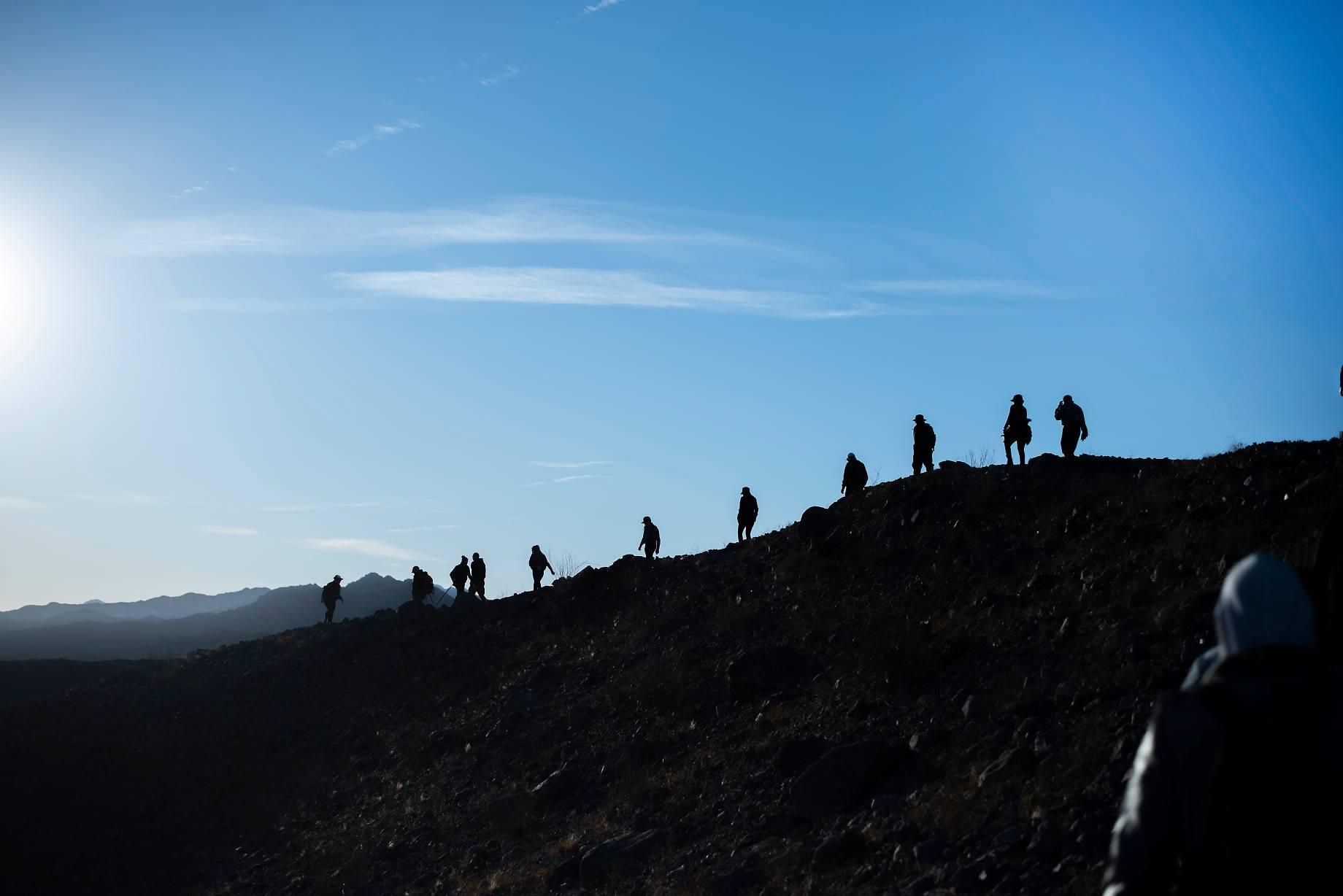 Photo courtesy of Martha Martha Briones/Centinela Hiking