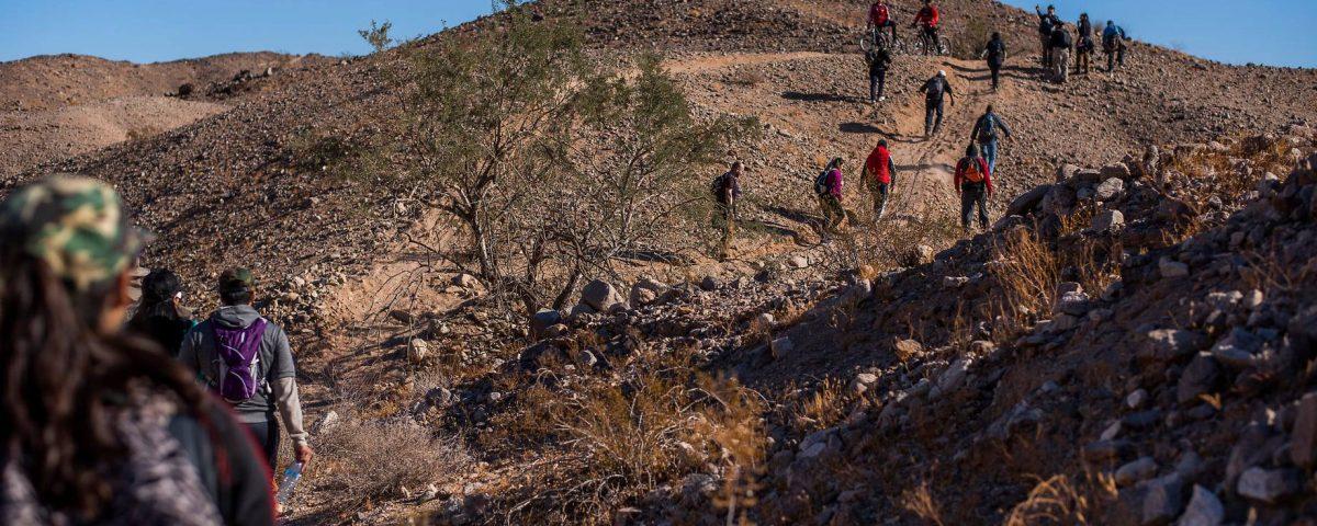 Foto cortesía Martha Briones:Centinela Hiking