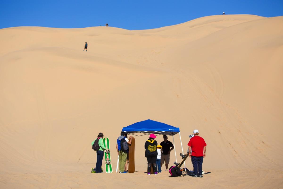 Sandboard Mexicali Innova