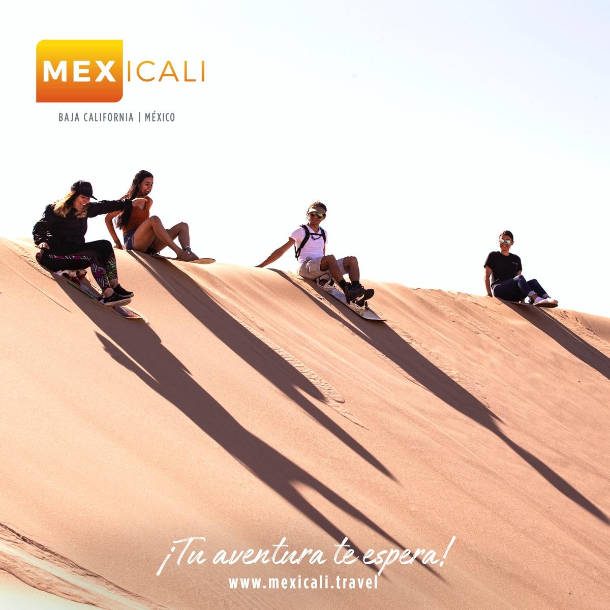 Tu aventura te Espera Sandboard Mexicali
